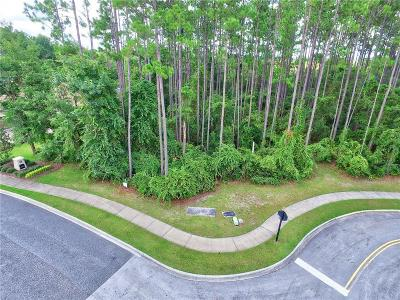FERNANDINA Residential Lots & Land For Sale: 861917 N Hampton Club Way