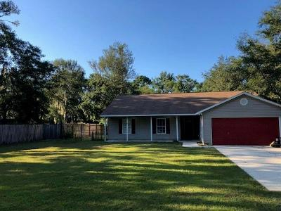 Yulee Single Family Home For Sale: 97119 Pirates Way