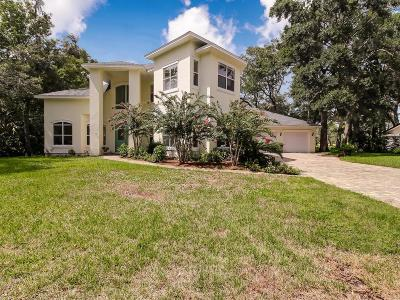 Fernandina Beach Single Family Home For Sale: 2535 Via Del Rey Road