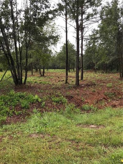 FERNANDINA Residential Lots & Land For Sale: Clearwater Road