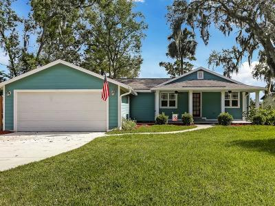 Yulee Single Family Home For Sale: 75195 Edwards Road