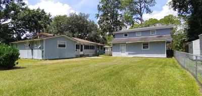 Yulee Single Family Home For Sale: 75170 Johnson Lake Road