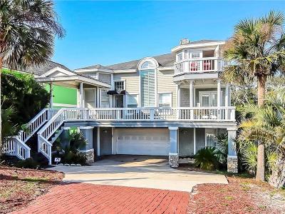 FERNANDINA Single Family Home For Sale: 3635 S Fletcher Avenue