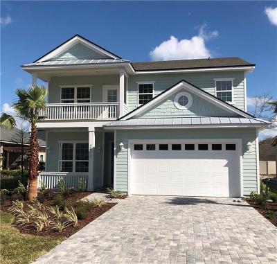 Fernandina Beach Single Family Home For Sale: 2872 Turtle Shores Drive