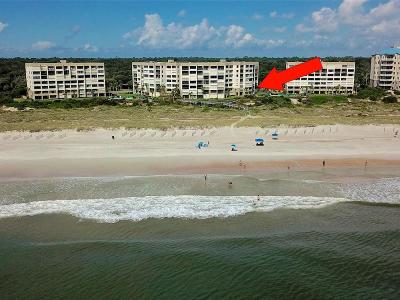 Fernandina Beach Condo/Townhouse For Sale: 4800 Amelia Island Parkway #B-125