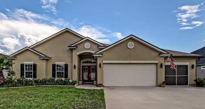 Yulee Single Family Home For Sale: 79517 Plummers Creek Drive