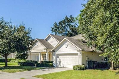 Yulee Single Family Home For Sale: 86361 Sand Hickory Trail