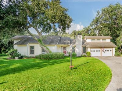Fernandina Beach Single Family Home For Sale: 1410 Plantation Oaks Terrace