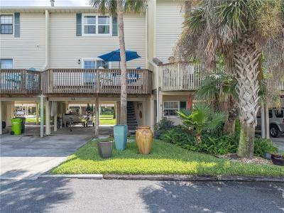 Fernandina Beach Single Family Home For Sale: 925 Tarpon Unit 13 Avenue