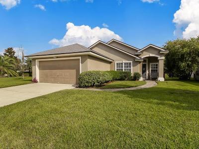 Fernandina Beach Single Family Home For Sale: 96246 Ridgewood Circle