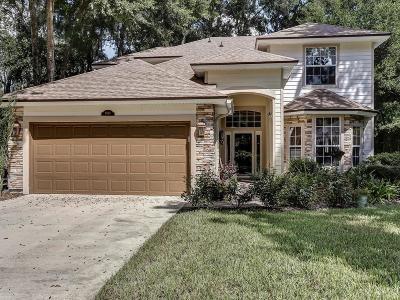Fernandina Beach Single Family Home For Sale: 95184 Mackinas Circle