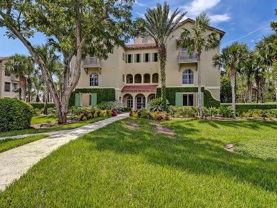 Fernandina Beach Condo/Townhouse For Sale: 5007 First Coast Highway #102A