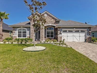 Fernandina Beach Single Family Home For Sale: 96017 Sea Breeze Way