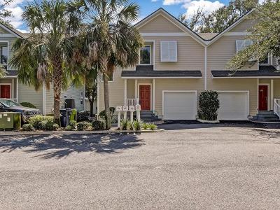 Fernandina Beach Condo/Townhouse For Sale: 2664 Ocean Cove Drive