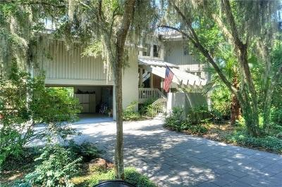 Fernandina Beach FL Single Family Home For Sale: $1,100,000