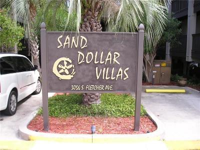 Amelia Island Condo/Townhouse For Sale: 3056 S Fletcher Avenue #204