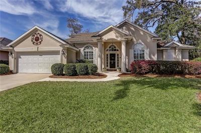 Fernandina Beach Single Family Home For Sale: 95113 Sago Drive