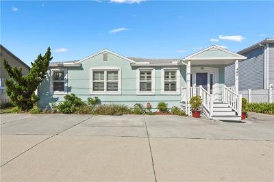 Fernandina Beach Single Family Home For Sale: 425 S Fletcher Avenue