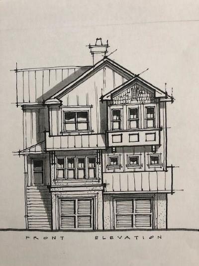 Fernandina Beach Single Family Home For Sale: Lot 10 Riverside Drive