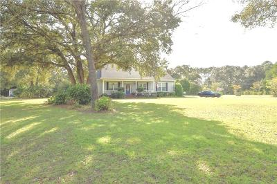 Yulee Single Family Home For Sale: 85624 Phillips Road