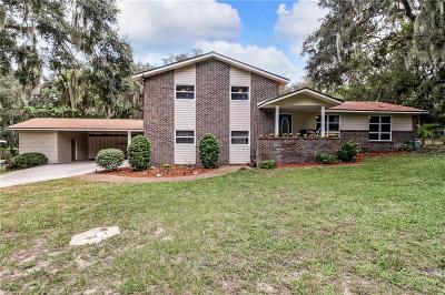 FERNANDINA Single Family Home For Sale: 818 Amelia Drive