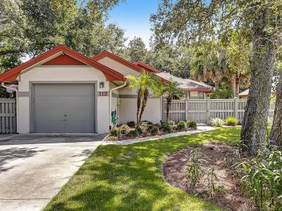 Fernandina Beach Single Family Home For Sale: 112 Cormorant Court