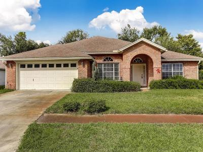 Fernandina Beach Single Family Home For Sale: 24094 Creek Parke Circle