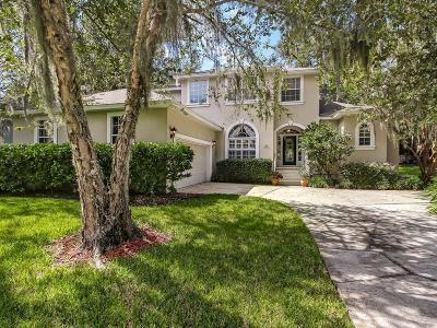 Fernandina Beach Single Family Home For Sale: 495 Crosswind Drive