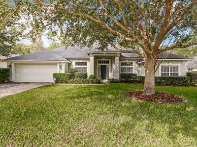 Fernandina Beach Single Family Home For Sale: 85368 Bostick Wood Drive