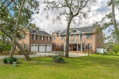 Fernandina Beach, Fernandina Beach/amelia Island, Yulee Single Family Home For Sale: 86245 Meadowfield Bluffs Road