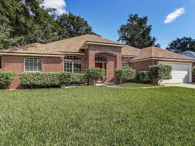 Yulee Single Family Home For Sale: 86198 Meadowwood Drive