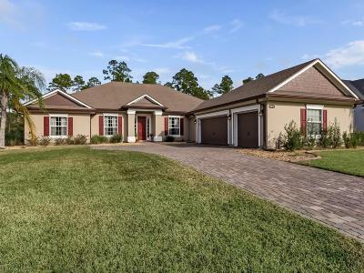 Fernandina Beach Single Family Home For Sale: 85212 Majestic Walk Boulevard