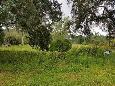 FERNANDINA Residential Lots & Land For Sale: 85310 Crews Road