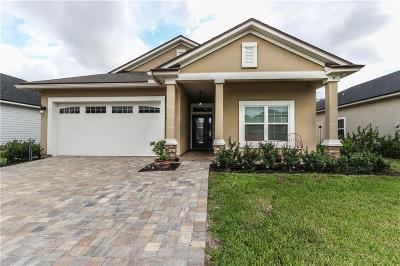 FERNANDINA Single Family Home For Sale: 2712 N Sea Grape Drive