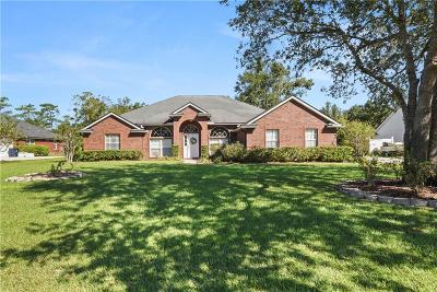 Yulee Single Family Home For Sale: 96113 Gravel Creek Drive