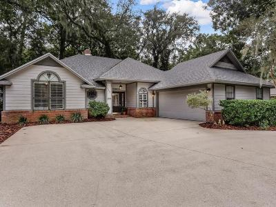 Fernandina Beach Single Family Home For Sale: 1387 Mission San Carlos Drive