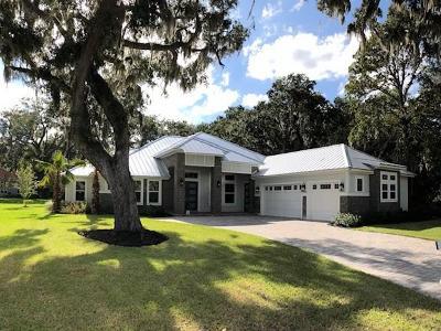 Fernandina Beach FL Single Family Home For Sale: $959,900