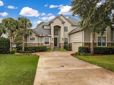 Fernandina Beach Single Family Home For Sale: 96209 Marsh Lakes Drive