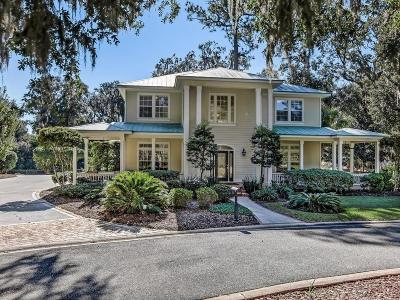 Fernandina Beach FL Single Family Home For Sale: $579,900