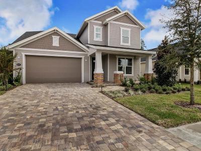 Fernandina Beach Single Family Home For Sale: 85311 Champlain Drive