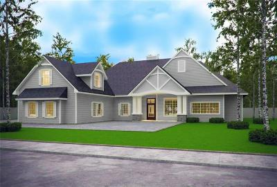 Fernandina Beach Single Family Home For Sale: Lot 26 Piney Island Drive