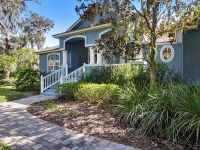 Fernandina Beach Single Family Home For Sale: 2734 Sea Grove Lane