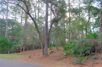 FERNANDINA Residential Lots & Land For Sale: Lot 20 Long Point Drive
