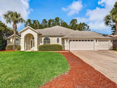 Fernandina Beach Single Family Home For Sale: 23880 Flora Parke Boulevard