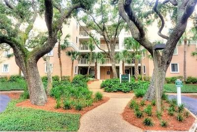 Fernandina Beach Condo/Townhouse For Sale: 2033 Beachwood Road