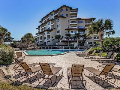 Fernandina Beach Condo/Townhouse For Sale: 287/288 Sandcastles Court #287/288