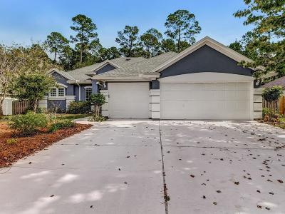 Yulee Single Family Home For Sale: 86718 Riverwood Drive