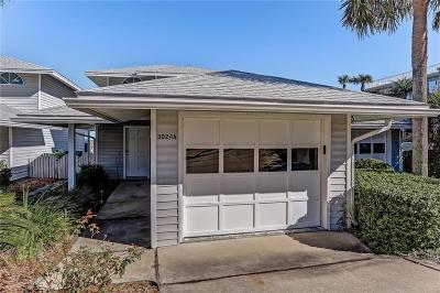 Fernandina Beach Single Family Home For Sale: 3024a S Fletcher Avenue