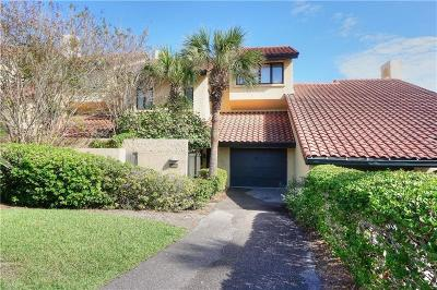 Fernandina Beach Condo/Townhouse For Sale: 1405 Beach Walker Road