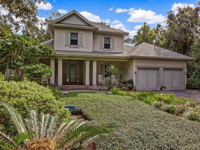 Fernandina Beach Single Family Home For Sale: 58 Laurel Oak Road
